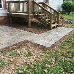 patio tile flooring